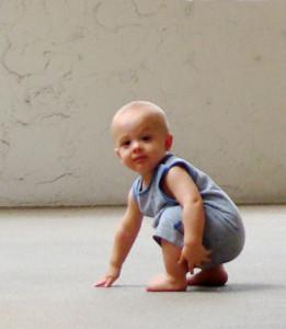 squatting-baby