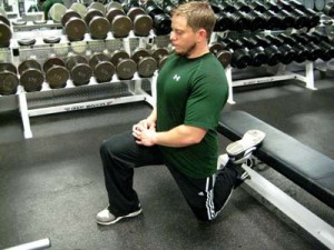 bulgarian squat stretch