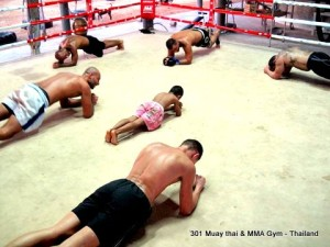 mma thai trenink