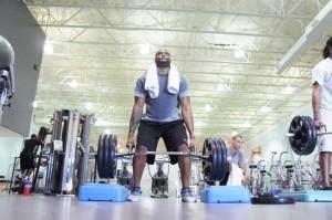 Sportovní příprava hráčů NFL (Athletes performance)