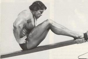 Arnold sit up