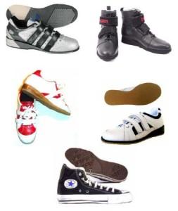 Boty na dřep