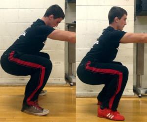 squat-stance