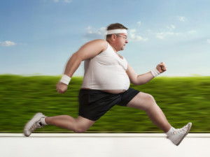 Tlustý běžec