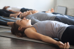 dýchání nácvik