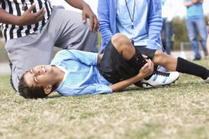 sportovní zranění